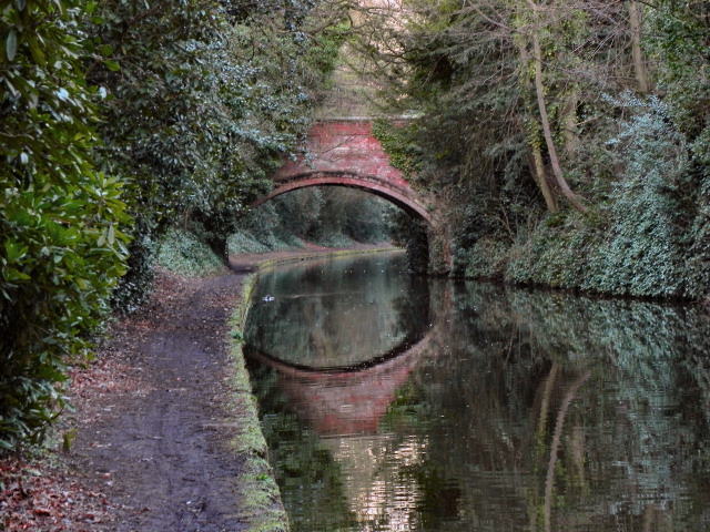 Bridgewater Canal, Walton Lea Bridge