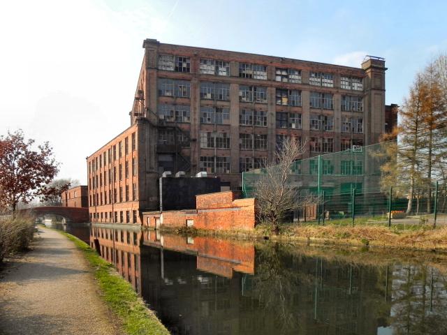 Mather Lane Mill
