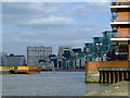 TQ2977 : Thames river scene by Thomas Nugent