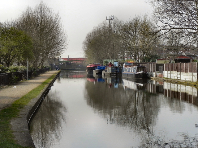 Bridgewater Canal, Leigh