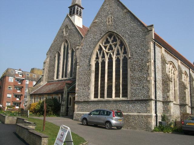 St Barnabas church, Bexhill