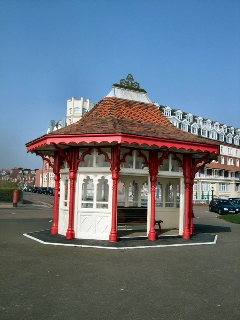 Seafront Shelter - Bexhill