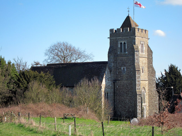 Church of All Saints, Birling