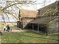 SU5872 : The Black Barn by Sandy B