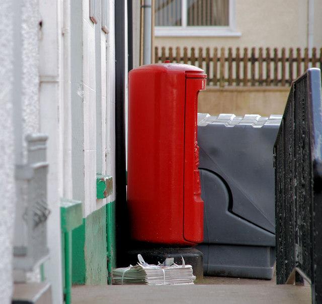 Pillar box, Strangford