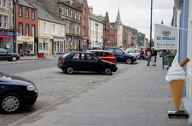 Dunbar High Street