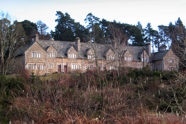 Foresters' Cottages