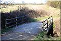 TL1369 : Bridge over stream by Simon Judd