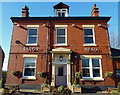 SJ8177 : Stags Head pub, Great Warford, Cheshire by Anthony O'Neil