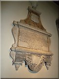 TQ2475 : All Saints, Fulham: memorial (8) by Basher Eyre