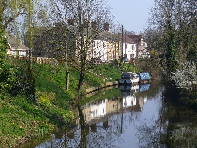 River Nene, March