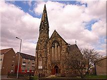 NS4765 : Moss vale Community Church by wfmillar