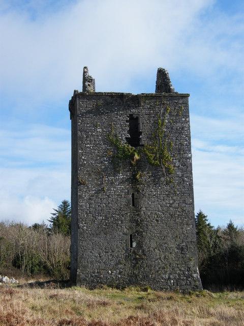 Merlin Park Castle