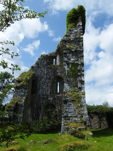 Aghalard Castle