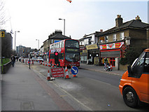 TQ3266 : Croydon:  Whitehorse Road by Dr Neil Clifton