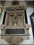 TQ2475 : All Saints, Fulham: memorial (9) by Basher Eyre