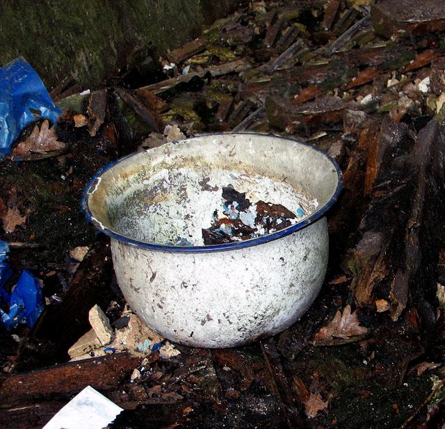 Bessingham Manor - the chamber pot