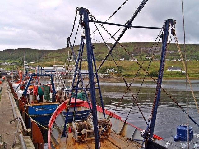 Uig Fishing Fleet