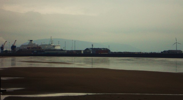West Pier and Swansea Ferry