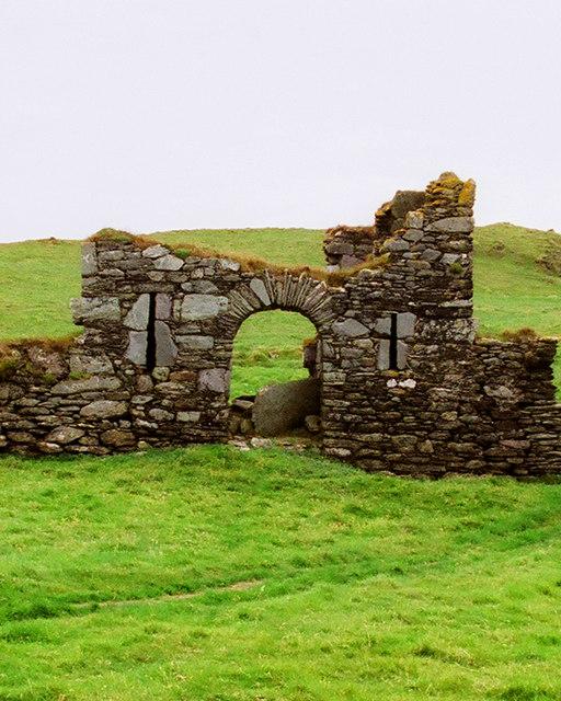 Reencaheragh Castle