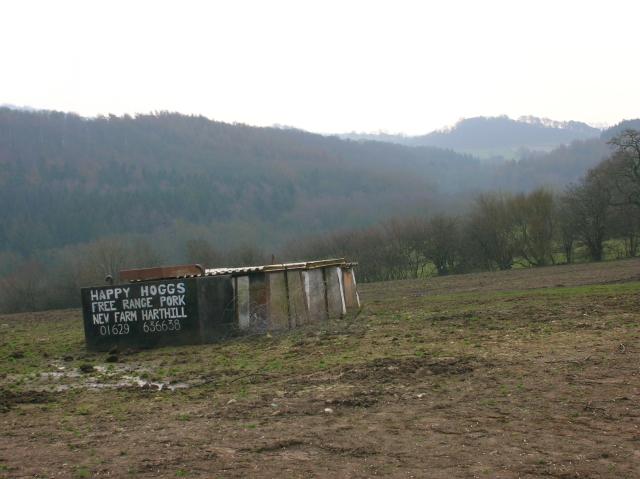 Former Pig Field, Harthill New Farm