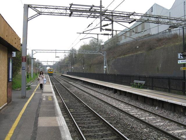 Adderley Park railway station