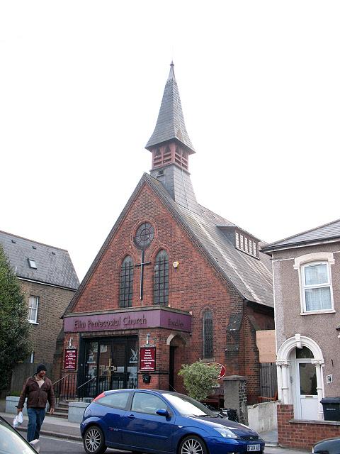 Elim Pentecostal Church, Foxberry Road