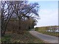 TM3758 : Hill Farm Road, Farnham by Adrian Cable