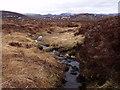 NN6870 : Looking downstream on Allt Poll Tairbh Shios near Dalnaspidal  by ian shiell