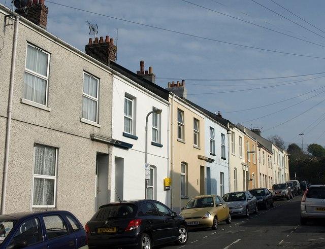 St Paul Street, Plymouth