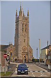 SX9473 : Teignmouth : St Michael's Church by Lewis Clarke