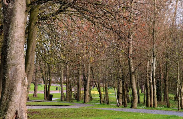 Hazelbank Park, Newtownabbey (1)