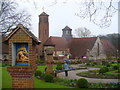 TF9336 : Shrine Garden, Walsingham by Colin Smith
