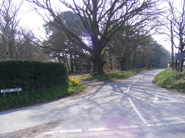 Priory Road, Snape