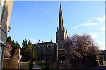 ST8992 : The Parish Church of St Mary the Virgin and St Mary Magdalen by Steve Daniels