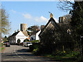 TL5663 : Swaffham Prior: the two towers by John Sutton