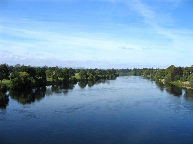 The River Tay Perth