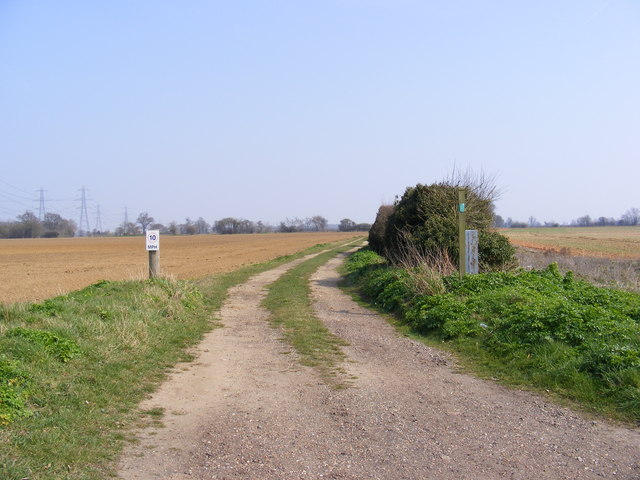 Sloe Lane Restricted Byway