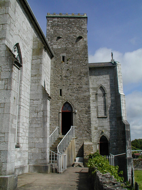 Desmonds Tower (Incorporated into St Marys RC Church)