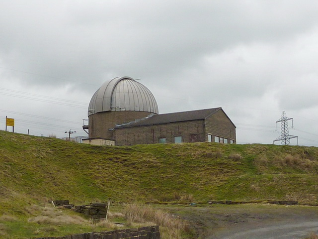 The Astronomy Centre, Bacup Road, Todmorden
