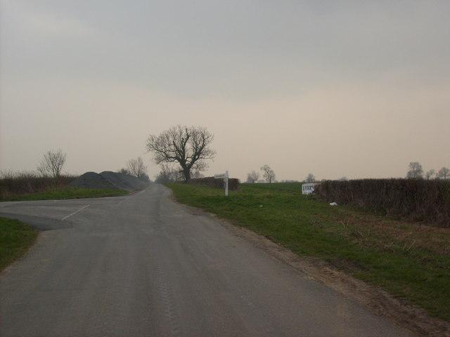Lund Road Junction