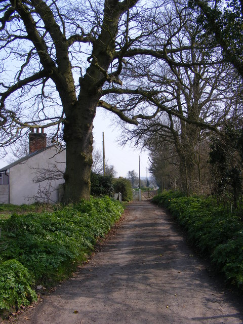 Kiln Lane, Benhall