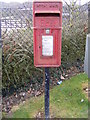 TM3863 : Saxmundham Primary School Postbox by Adrian Cable