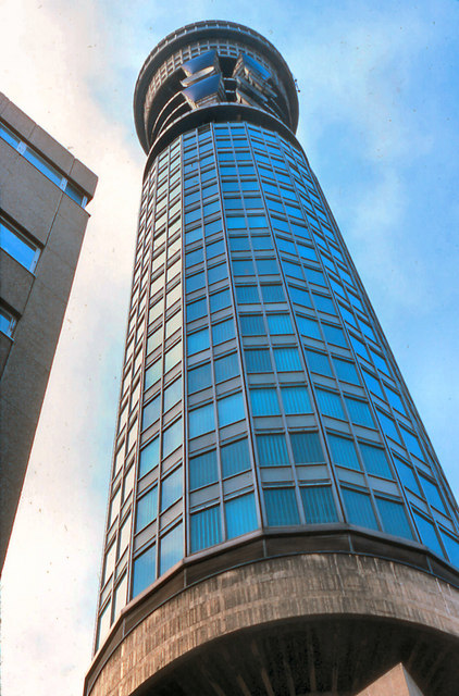The Post Office Tower (BT Tower)