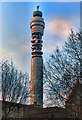TQ2981 : The Post Office Tower (BT Tower) by David Dixon