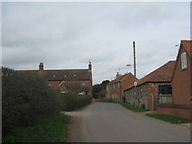 SK7645 : Entry into Sibthorpe by Jonathan Thacker