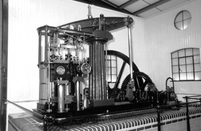 Bredgar & Wormshill light railway - steam engine