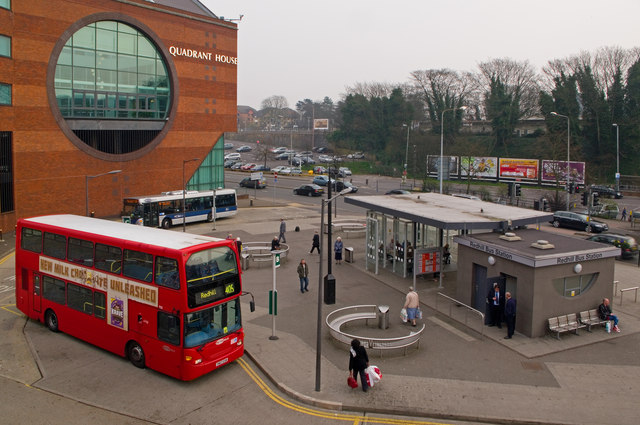 Redhill Bus Station