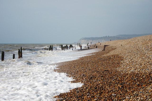 Pett Level Beach