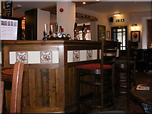 SO8483 : Inside the Cross Inn by Gordon Griffiths